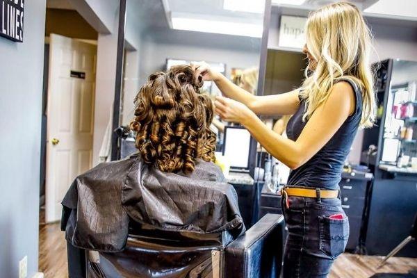 hair salon Cincinnati OH